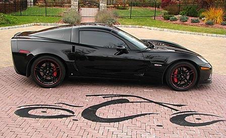 Ebay Find Of The Day Occ S Paul Teutul Sr S 2006 Corvette Z06 Corvette Sales News Lifestyle