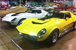 Baldwin-Motion Corvette Reunion at the 2010 MCACN.