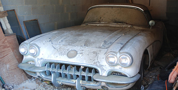 Book Review: The Corvette in the Barn