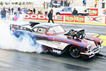 1958 Corvette Pro Mod Racer Wins Street Car Super Nationals