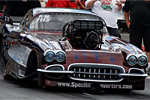 1958 Corvette Pro Mod Racer Wins Street Car Super Nationals