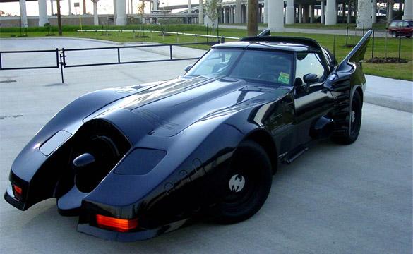 Corvettes on eBay: 1978 Batmobile Replica