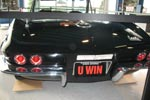 1967 Corvette Convertible Raffle Car
