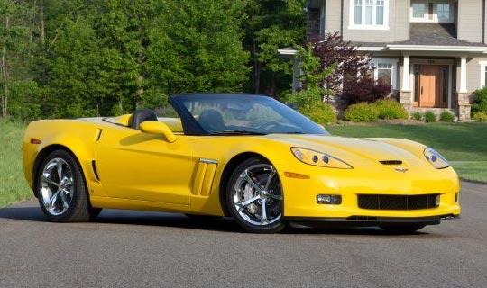 November 2009 Corvette Sales