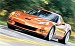 2007 Z06 Corvette