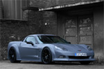 Loma Performance Unveils the Corvette C6.BlackforceOne