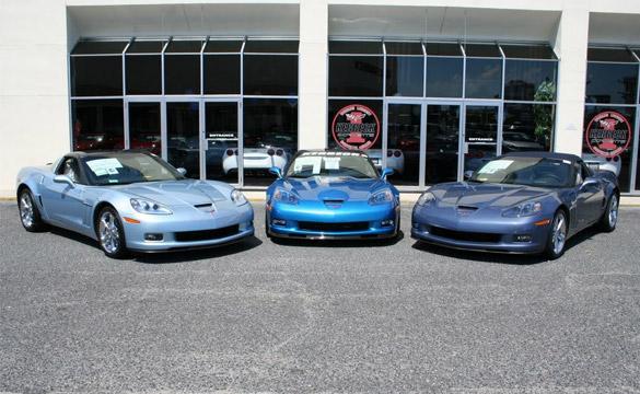 November 2011 Corvette Sales