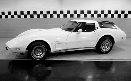 1975 Corvette Greenwood SportWagon