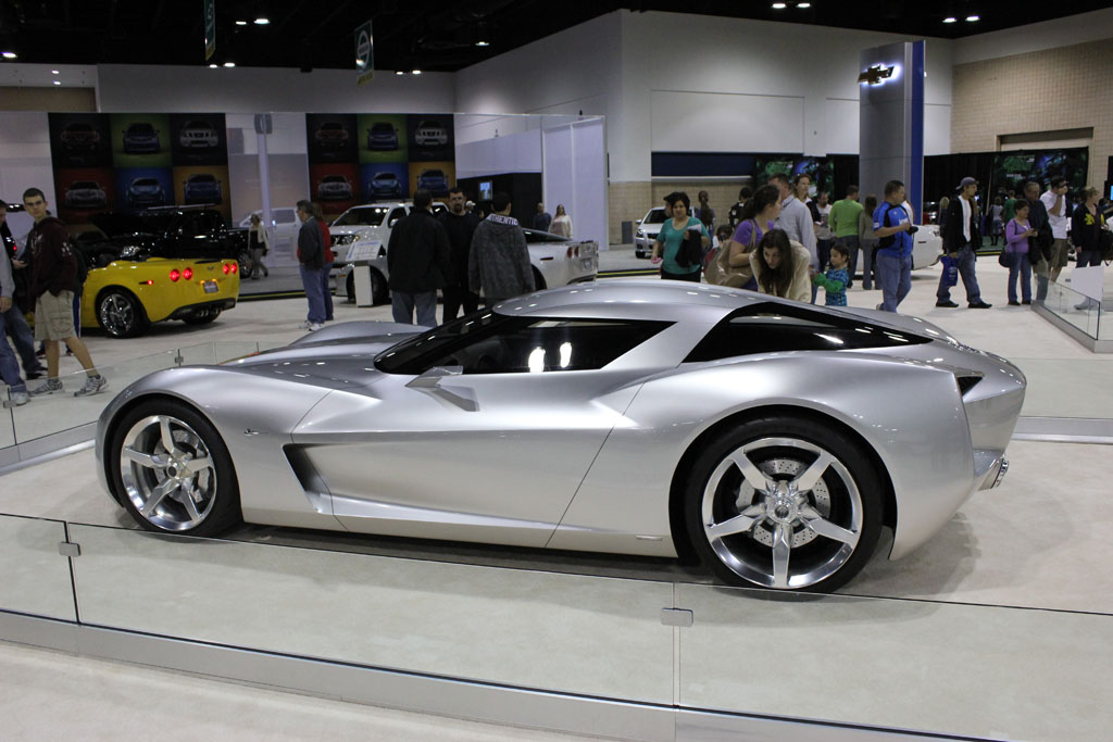 Pics Up Close And Personal With The Corvette Stingray