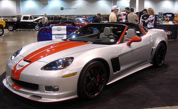[PICS] Purifoy's Custom Corvette Grand Sport