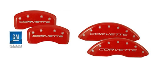 CorvetteGuys.com - Corvette Caliper Covers