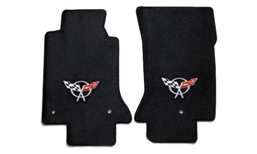 CorvetteGuys.com - Lloyds Corvette Floor Mats