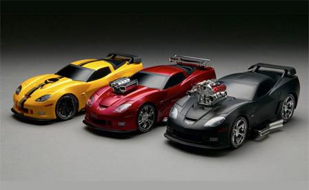 RIDEMAKERZ Corvette Lineup
