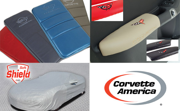 Christmas and Corvettes: New Products from Corvette America