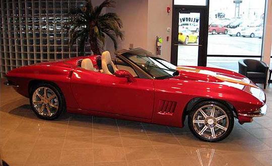 Corvette Auction Results: Mecum Kansas City