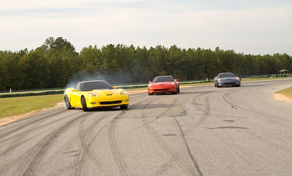 Watch SPEED's Test Drive: Corvette T