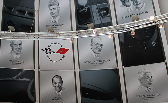 2012 Corvette Hall of Fame Inductees Announced