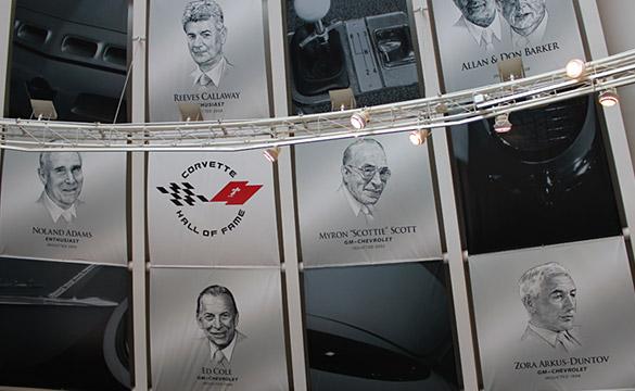 Corvette Hall of Fame