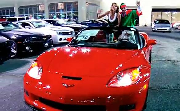 [VIDEO] Santa's New Sleigh from Kerbeck Corvette