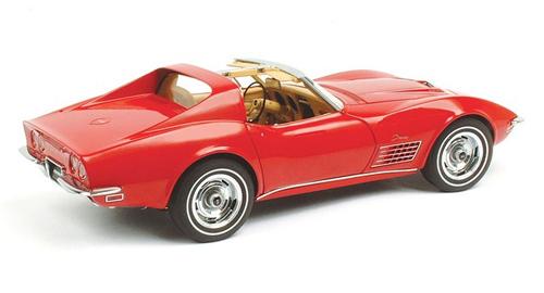 Corvette Central - 1970 Corvette LT1 Diecast
