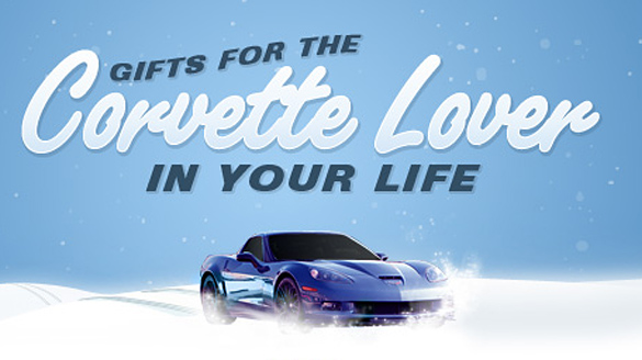 Christmas and Corvettes: Corvette Central Has the Gifts You're Looking For