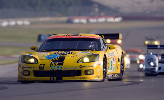 Mobil 1 Produces Web Videos Featuring the Corvette Racing Team