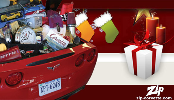 Christmas and Corvettes: Something for Everyone at Zip Corvette Products