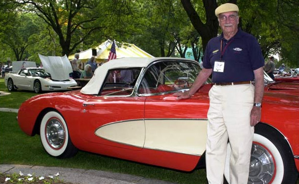 2011 Corvette Hall of Fame Inductees Announced