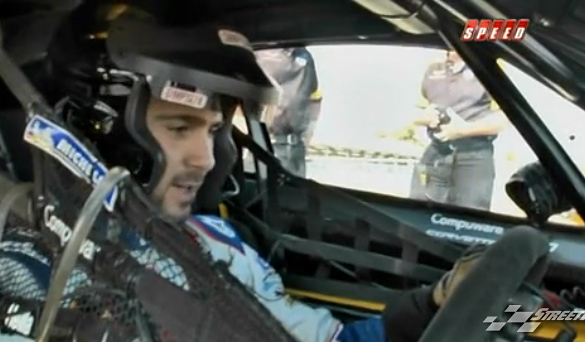 [VIDEO] Jimmie Johnson Driving Corvette Racing's C6.R