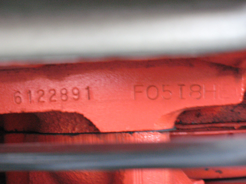 Decoding a Corvette's V8 Casting Numbers and Engine Stamps