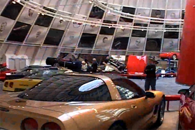 National Corvette Museum Names Three Hall of Fame Inductees for 2010