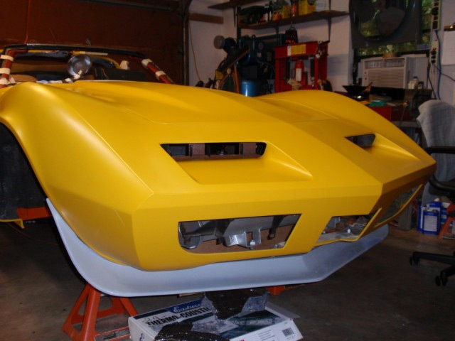 Florida Man Creates Electric C3 Corvette