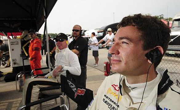 Corvette Racing's Gavin to Race in Grand-Am in 2011