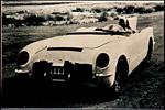 Corvettes on EBay: 1954 EX87 Test Mule Replica
