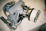A Regular Production 1957 Corvette Fuel Injection Unit