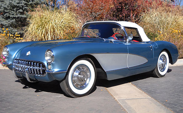 Corvette Auction Preview: RM's Arizona Auction