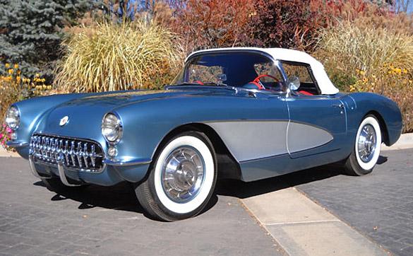 Corvette Auction Preview: RM's Arizona Auction