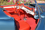 1956 Arctic Blue Corvette Roadster