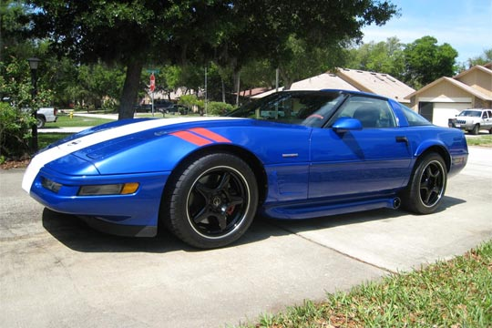 1996 Corvette Grand Sport for Sale at VetteFinders.com