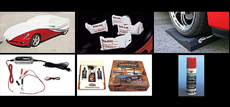 Six Products and Accessories for Winterizing your Corvette