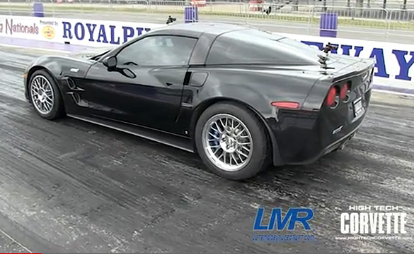 [VIDEO] LMR Claims Title as World's Fastest Corvette ZR1