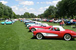 Bloomington Gold Makes Changes to 2011 Corvette Judging Schedule