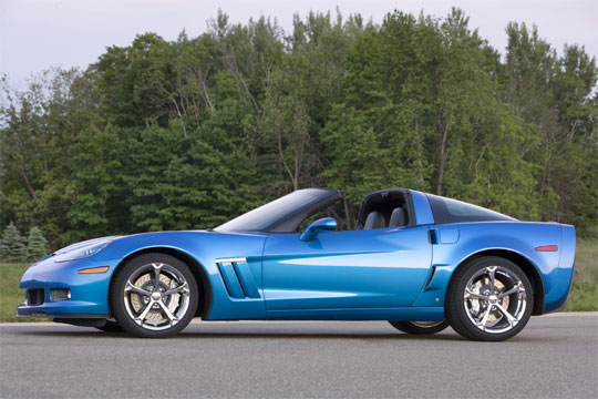 Corvette Named to KBB's 2010 Best Resale Value Top 10