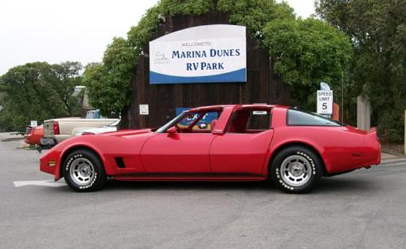 Corvettes on eBay 4-Door 1980 Corvette for $300000 : ebay door - pezcame.com
