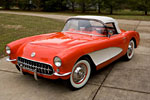 The 12 Corvettes of Christmas
