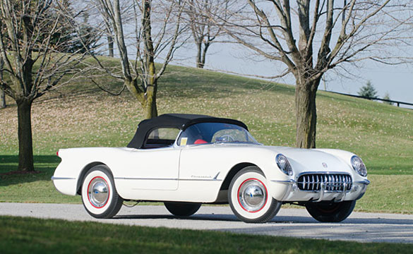1953 Corvette VIN #005 Heading to RM Auction in Arizona