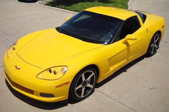 GM Issues Recall for 2005-07 Corvettes for Faulty Roof