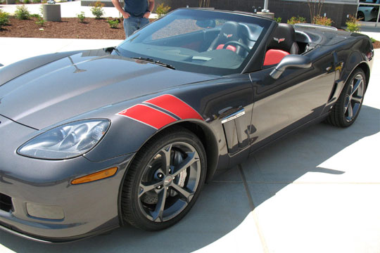 Corvette: The 2009 Year in Review