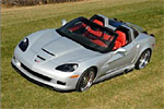 The Z06 Corvette Goes Topless