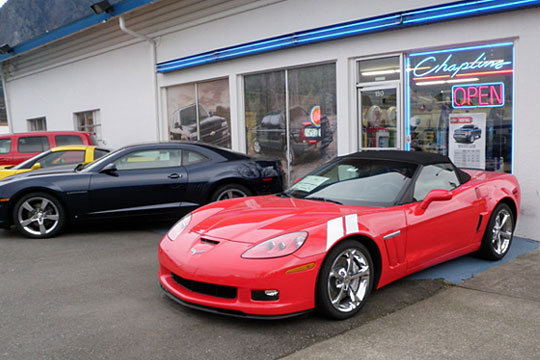 Corvette Grand Sport's Dealer Prep Goes Awry